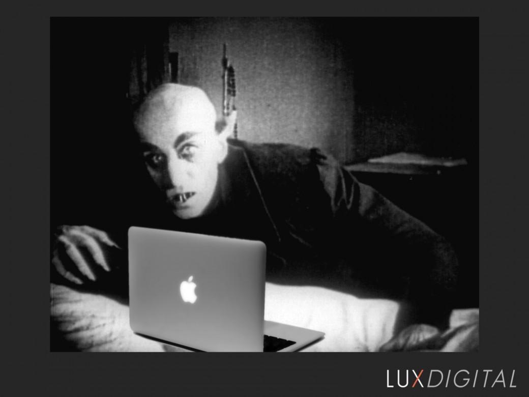 Internet vampire