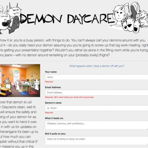 Demon Daycare